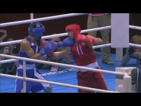 Boxing Men's Fly (52kg) Semifinals - Russia v Mongolia Full Replay - London 2012 Olympic Games