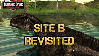 Jurassic Park Operation Genesis - Site B Revisted