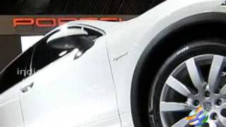 Porsche Cayenne S Hybrid SUV First Look