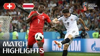 Switzerland v Costa Rica - 2018 FIFA World Cup Russia™ - Match 42
