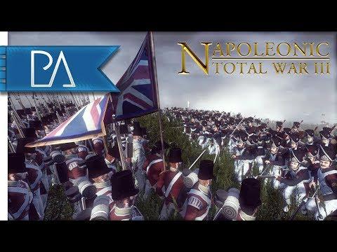 IMPRESSIVE USE OF DECEPTION - Napoleonic: Total War 3 Mod Gameplay