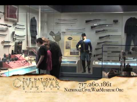 Lincoln at The National Civil War Museum