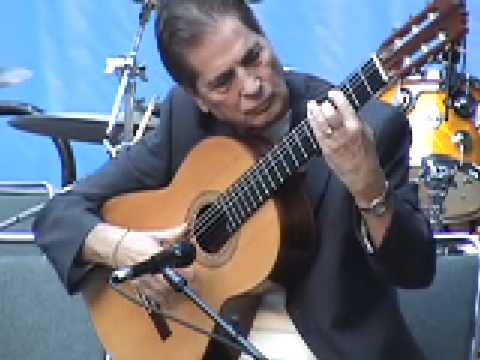 JuanSerrano - Flamenco Guitar Performance @ NAMM 2009