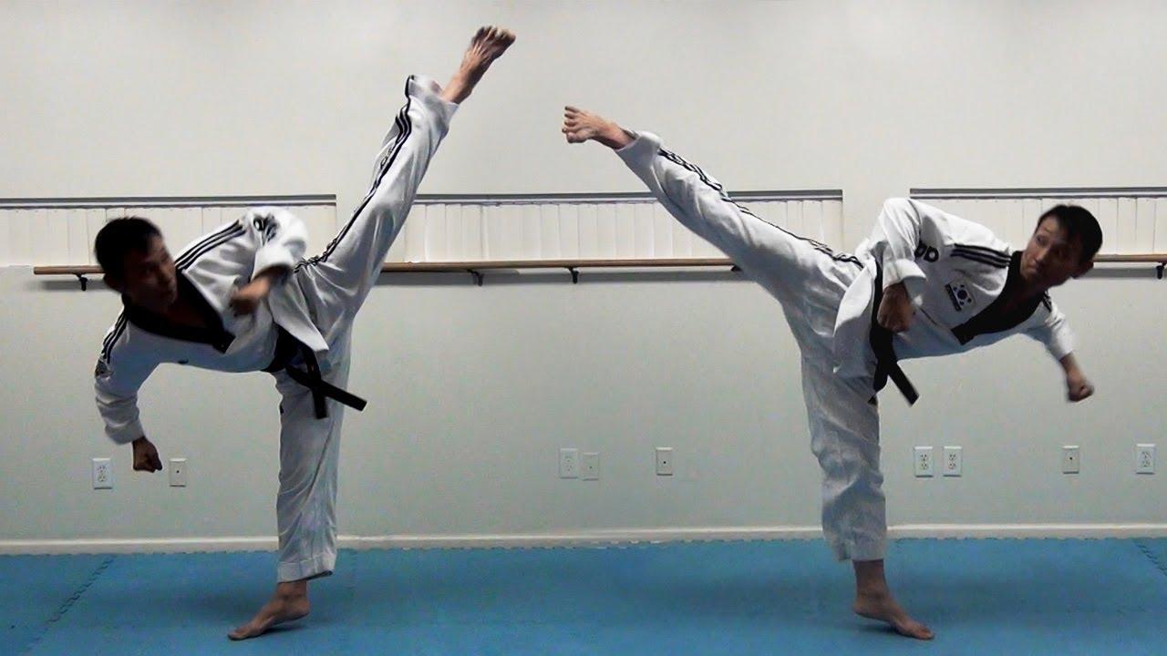 Taekwondo How to use s...