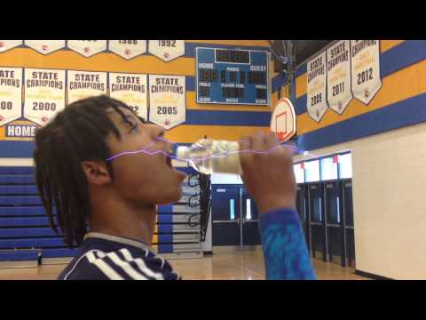 Gatorade Comerical Gaithersburg High School