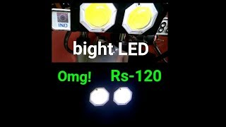 SZ RR light modification // look like KTM RC //very bright LED // price only 120 //