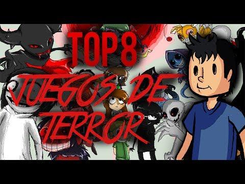 02-TOP 8-JUEGOS DE TERROR *INDIE/TERROR PSICOLOGICO* PARA PC DE POCOS REQUISITOS 2014+LINKS