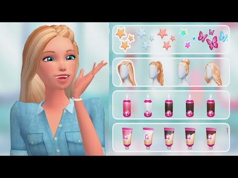 Barbie Dreamhouse Adventures - Barbie Dress Up, Spa - Design, cook, dance and DIY Games For Girls
