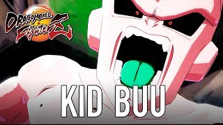 Dragon Ball FighterZ - PS4/XB1/PC - Kid Buu (Character Intro Video)