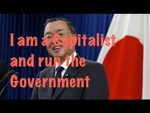 Japan Trade Minister Profits From Fukushima Disaster Which He Oversees