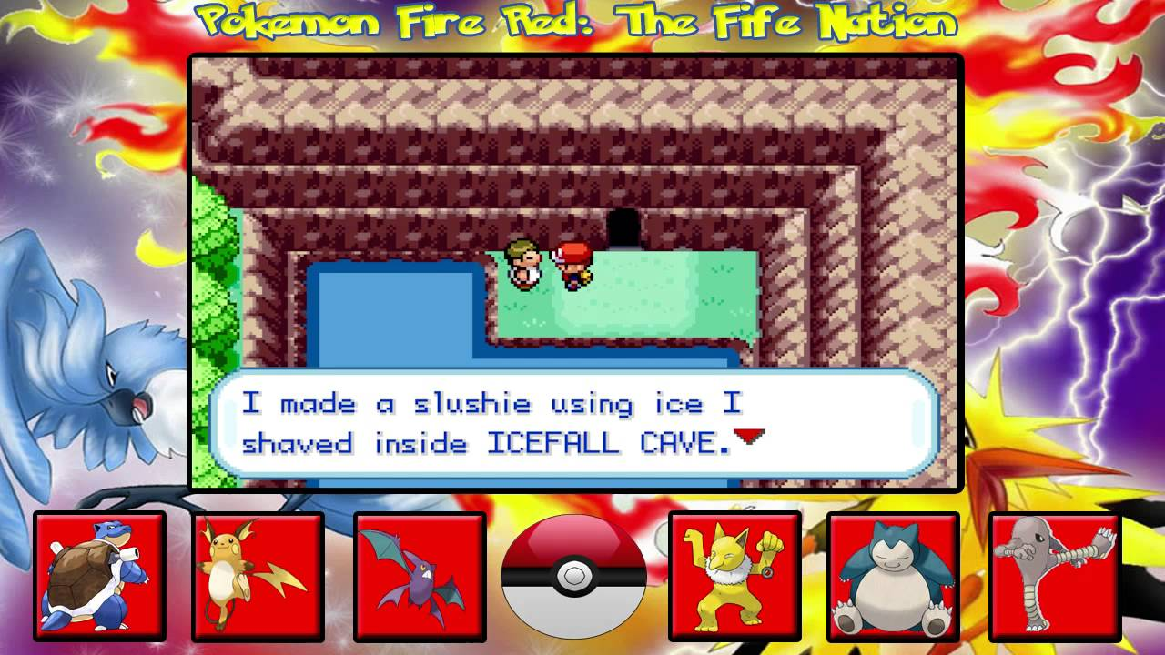 how to get pokemon eggs in fire red