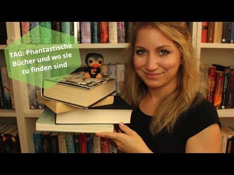 ✨ TAG: Phantastische Bücher und wo sie zu finden sind