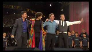 Jason Donovan, Donny Osmond, Lee Mead - Any dream will do