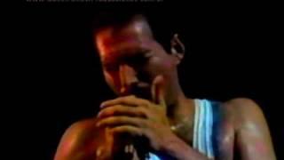 Watch Queen Rock In Rio Blues video