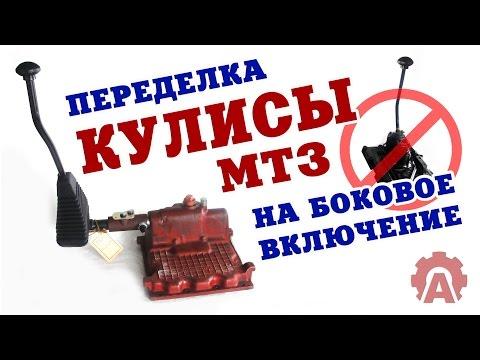 Кулиса КПП МТЗ