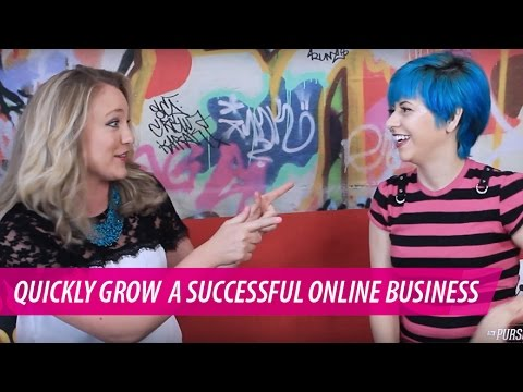 How to Start a Successful Online Business Fast - With Kimra Luna