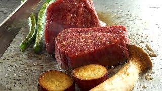 $220 Kobe Beef Lunch - Kyoto - Teppanyaki in Japan
