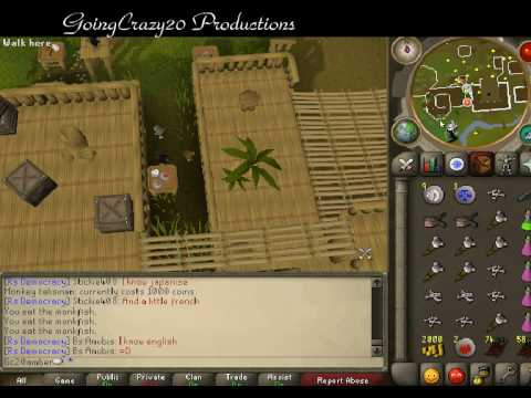 RuneScape - GreeGree Making 101