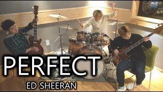 "Download Lagu Ed Sheeran ""Perfect"" Rock Version [Band Cover] Gratis STAFABAND"