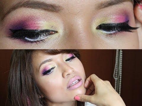 Nicki Minaj Makeup Tutorial