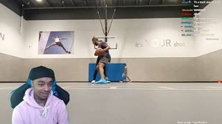 FlightReacts YOURRAGE FINALLY STARTED HOOPING AGAIN!