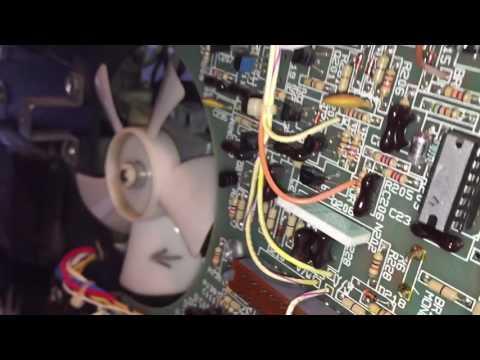 crown amplifier repair part1