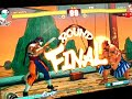 street fighter iv      balrog (vega) vs e.honda
