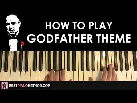 Misc Soundtrack - Godfather Main