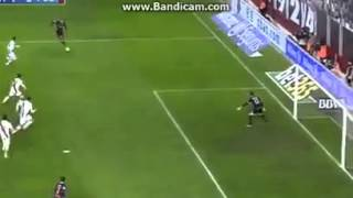Arda Turan Goal vs Rayo Vallecano   barcelona 5 1 Rayo vallecano