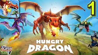 Hungry Dragon Android iOS Gameplay HD (By Ubisoft)