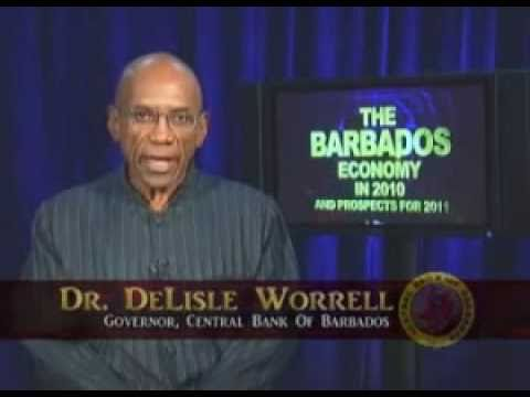 Central Bank of Barbados' Annual Economic review for 2010