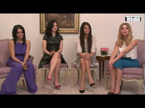 Spring Breakers : Teemix interview with Selena Gomez, Vanessa Hudgens and Ashley Benson (1/4)