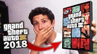 ASI ES JUGAR GTA 3 EN EL 2018!! Grand Theft Auto III