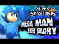 Super Smash Bros 3DS - (1080p) For Glory #1 - Megaman