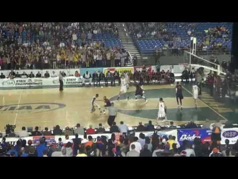 Tramaine Isabell (6'1 PG) Highlights from 2012-13 season