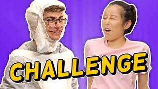 WHAT'S IN MY PANTS CHALLENGE (Squad Vlogs)