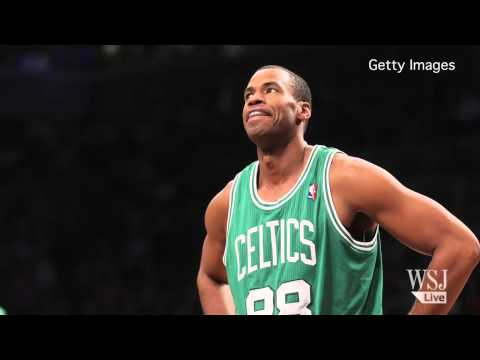 Jason Collins becomes the first active athlete from the major American pro-sports leagues to publicly reveal he is gay. Kevin Clark reports.