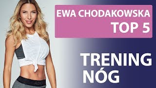 TOP 5 - Ewa Chodakowska - Killer legs