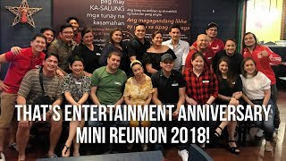 That's Entertainment Anniversary Mini Reunion 2018