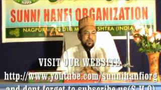 ahle quran firqa,ahle kitab(quranist group) exposed by mohammad farooque khan razvi part 1.flv