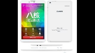 Teclast P70 3G WCDMA Phone Call Tablet PC MTK MT8392 Octa Core планшет телефон