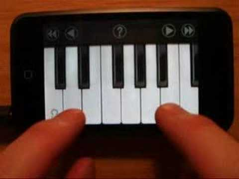 iANO (iphone piano) Music Videos
