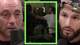 The Story Behind Jorge Masvidal's Backstage Fight | Joe Rogan
