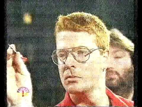 Darts World Masters 1995 Quarter Final Fordham vs Clarys