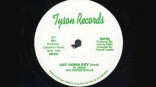 Disco Down - The Paper Dolls - Get Down Boy