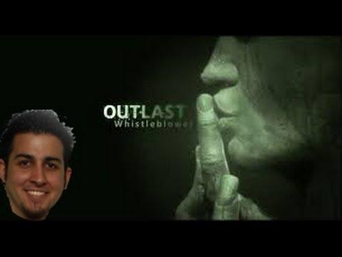 OUTLAST WHISTLEBLOWER - Part 7 - FINAL ENDING!
