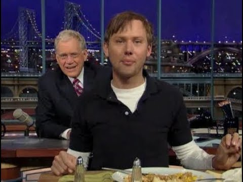 Lyle the Intern Collection on Late Show, 2008-2009