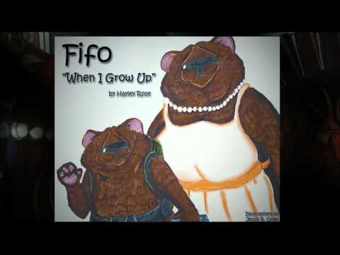 Get to Know Fifo The Bear Books!
