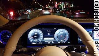 2019 Mercedes CLS 350d 0-100 kmh /0-62 mph