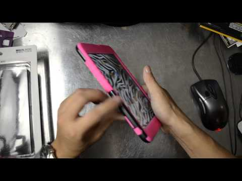 CricketUsers.com - iPad Mini Trident Aegis Case First Look and Review